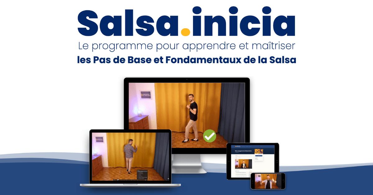 vignette visuel du programme Salsa.inicia